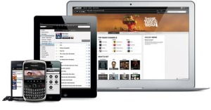 Mobile online streaming, downloads future of music in Africa