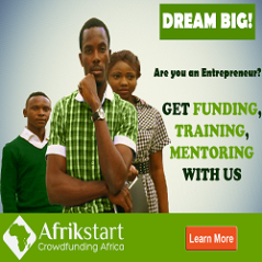 Afrikstart is a one-stop platform to fund, train, and mentor entrepreneurs in Africa.