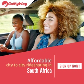 GoMyWay a ride-sharing marketplace connecting passengers with ride owners going along the same route and have empty seats to spare. GoMyWay is funded by Angel investors Sim Shagaya (CEO/Founder, Konga), Co-creation Hub and Bill Paladino (Ex-amazon and Naspers executive).